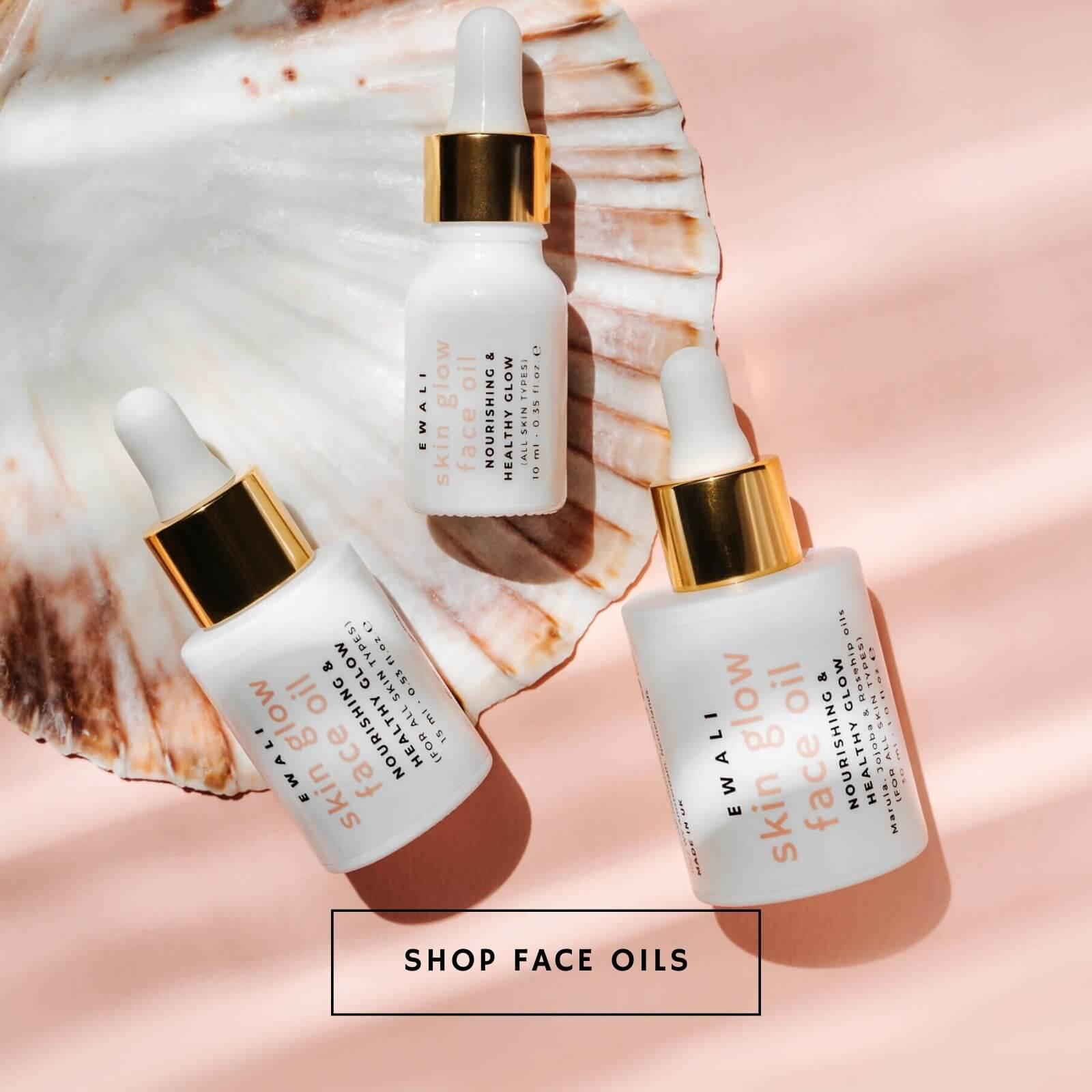 Shop Face Oils