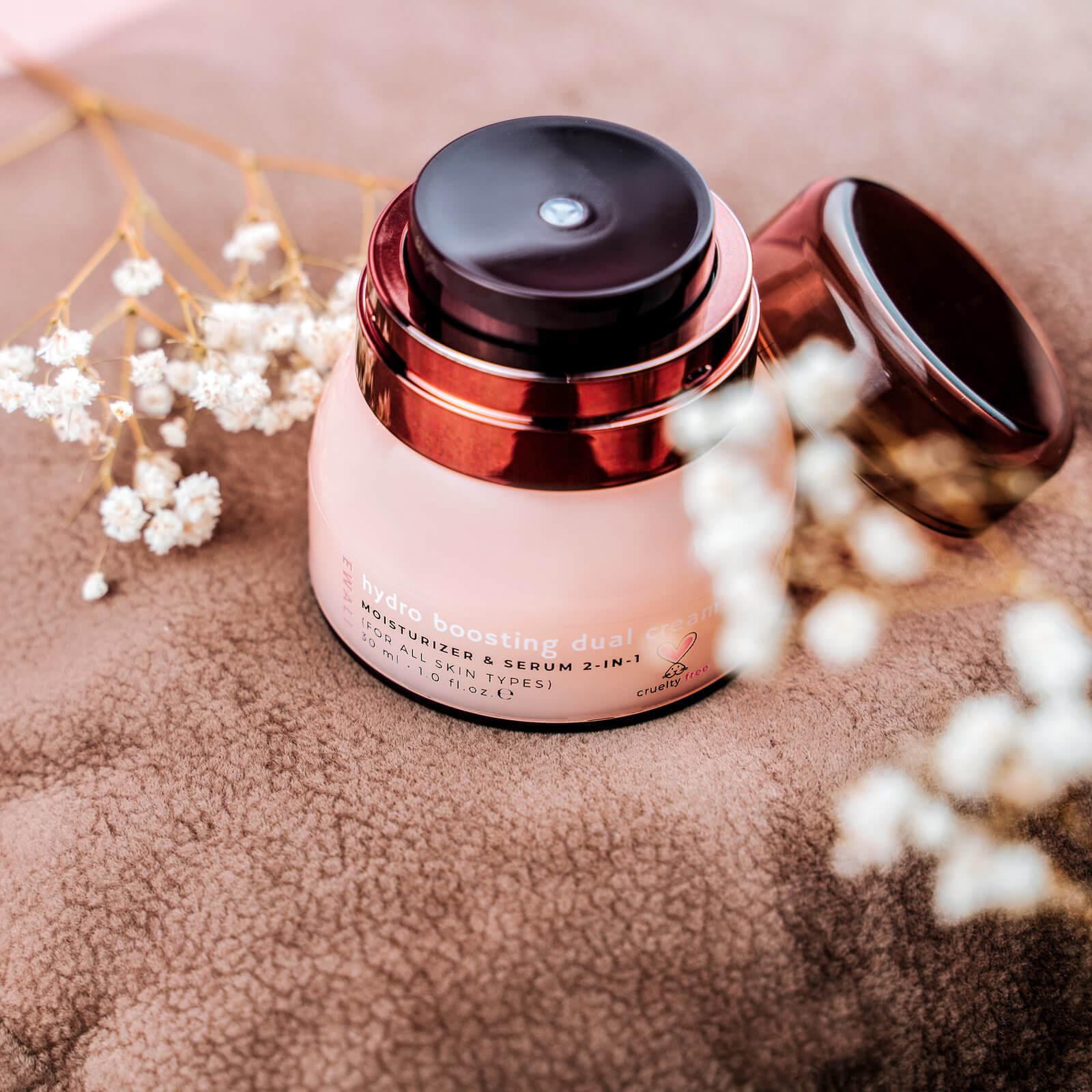 Clean natural skin care